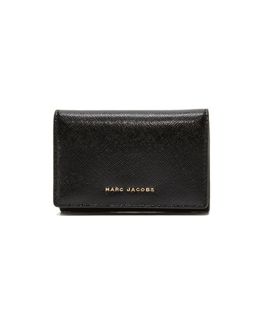 Marc Jacobs | Black Multi Wallet | Lyst