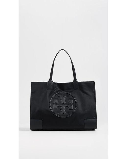 24ccaa2d099 Tory Burch Ella Tote (black) Tote Handbags in Black - Save 33% - Lyst