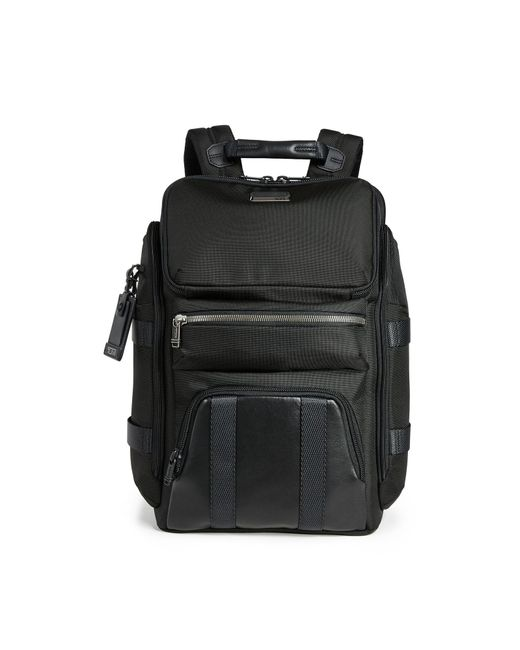 Tumi - Black Alpha Bravo Tyndall Utility Backpack - Lyst