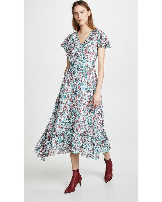 Antik Batik - Blue Lally Dress - Lyst ... cdc082bef
