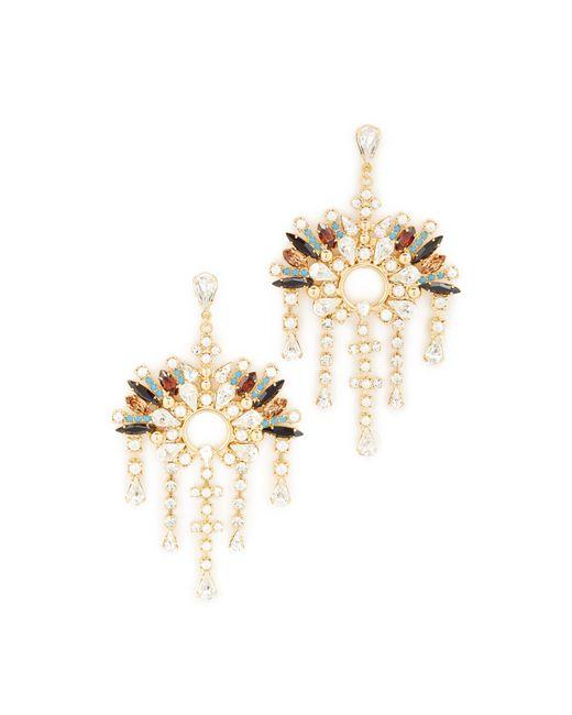 DANNIJO   Multicolor Sphorania Earrings   Lyst