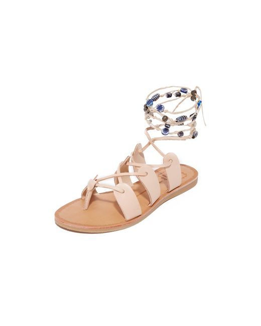 Dolce Vita | Natural Jalen Gladiator Sandals | Lyst