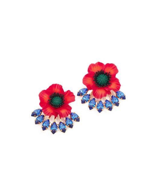 Elizabeth Cole | Multicolor Tamslin Earrings | Lyst