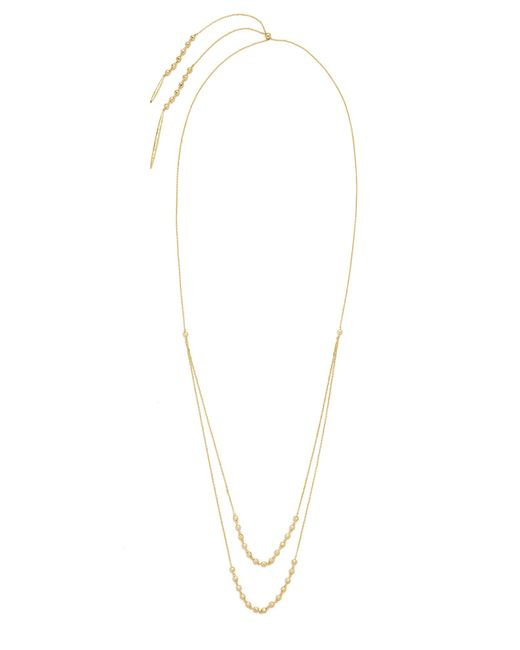 Gorjana | Metallic Torri Layered Versatile Necklace | Lyst