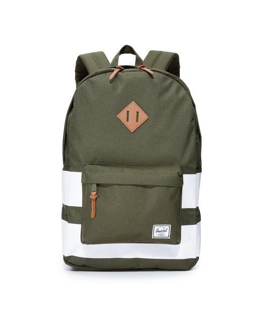 Herschel Supply Co.   Multicolor Heritage Backpack   Lyst