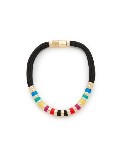 Holst + Lee | Multicolor Connection Colorblock Necklace | Lyst