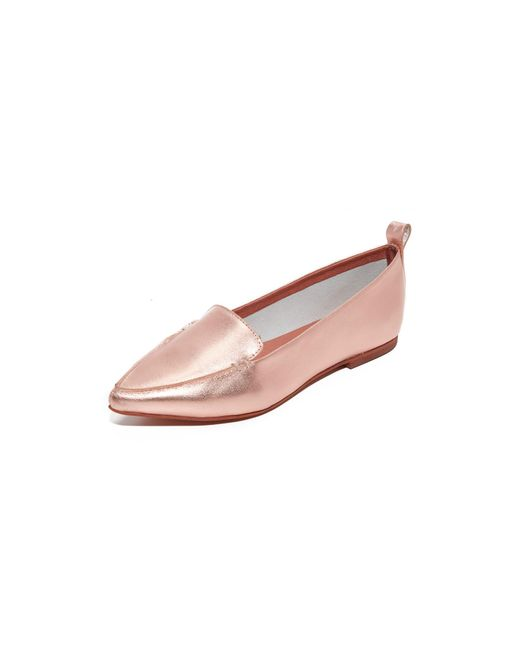 Jeffrey Campbell | Pink Vionnet Loafers | Lyst