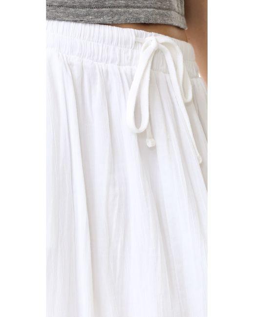 Puckered Skirt 107