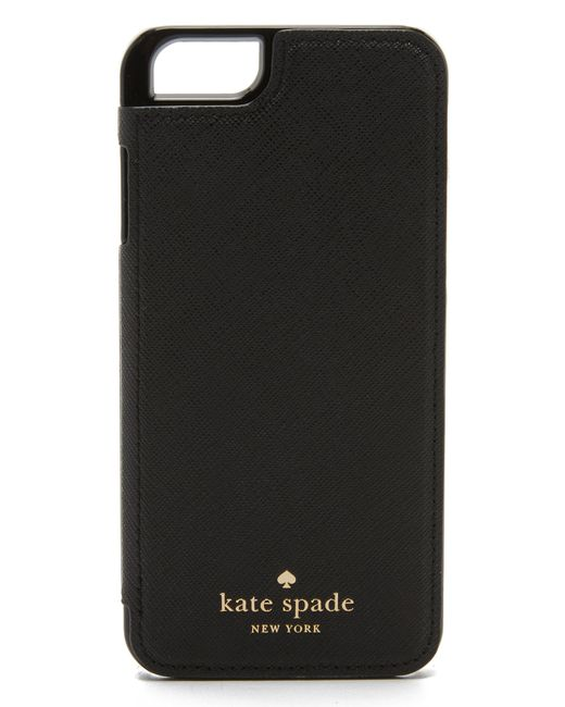 Iphone  Folio Case Kate Spade