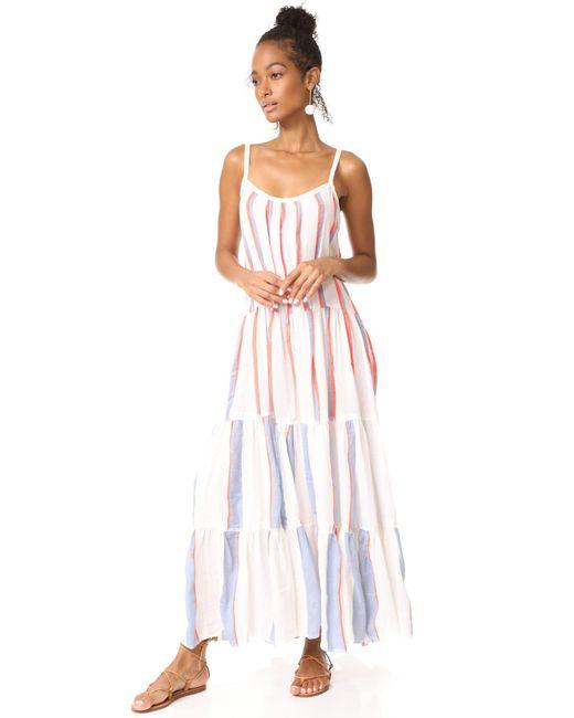 Lemlem | Natural Mamo Maxi Slip Dress | Lyst