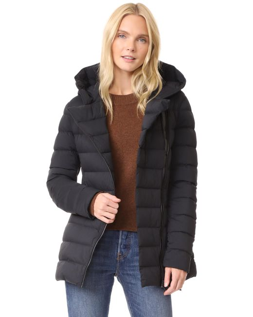 Mackage | Black Tristin Down Jacket | Lyst