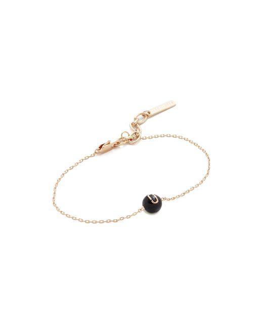 Marc Jacobs | Metallic Icon Enamel Ball Bracelet | Lyst