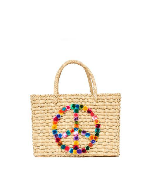 Nannacay | Multicolor Peace Tote Bag  | Lyst