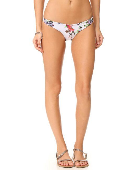 Peixoto | Multicolor Bella Bikini Bottoms | Lyst