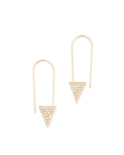 Rebecca Minkoff | Metallic Alexandria Pin Earrings | Lyst