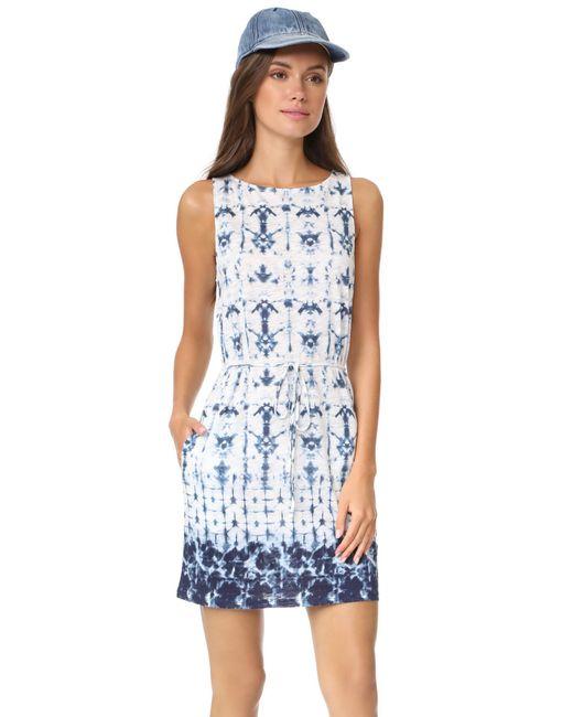 Soft Joie   Blue Madia Dress   Lyst
