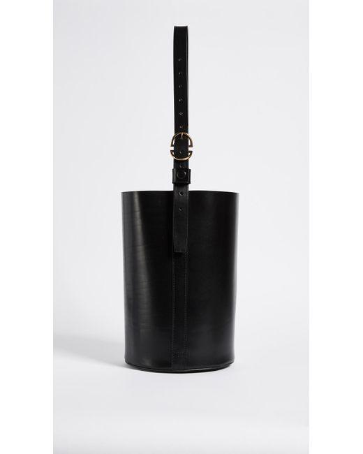 Trademark | Black Bucket Bag | Lyst