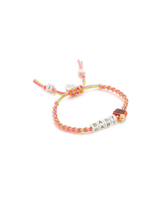 Venessa Arizaga   Pink Baby Cakes Bracelet   Lyst