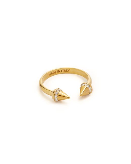 Vita Fede | Metallic Crystal Ultra Mini Titan Ring | Lyst