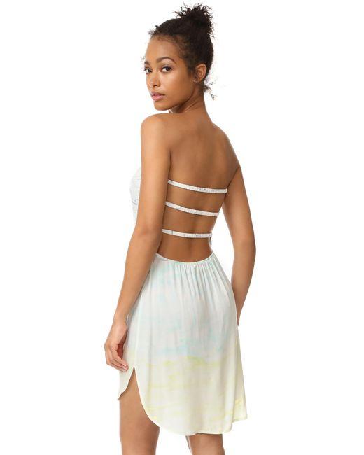 Young Fabulous & Broke | Multicolor Ashton Dress | Lyst