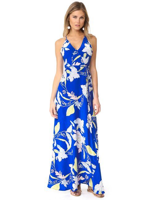 Yumi Kim | Blue Rush Hour Maxi Dress | Lyst