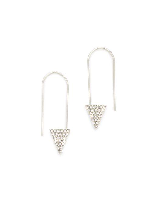 Rebecca Minkoff   Metallic Alexandria Pin Earrings   Lyst