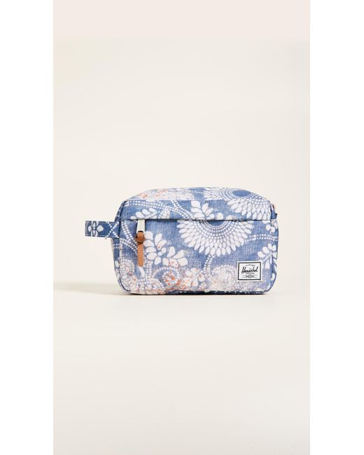 Herschel Supply Co. - Blue Chapter Travel Kit - Lyst