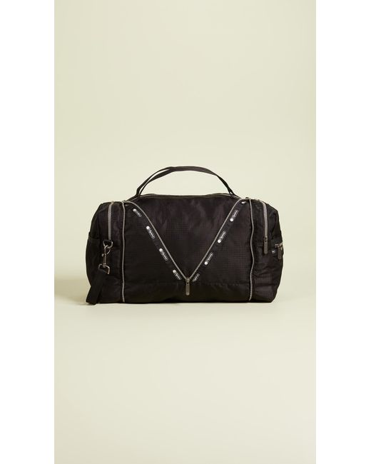 LeSportsac - Black Collette Large Convertible Duffel - Lyst