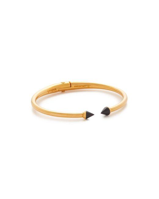 Vita Fede   Metallic Ultra Mini Titan Stone Bracelet   Lyst