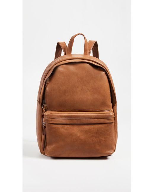 Madewell - Multicolor Lorimer Backpack - Lyst