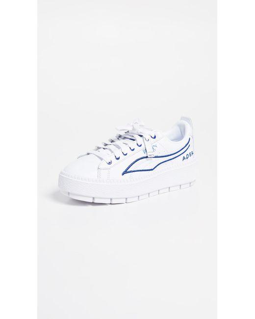 80a63eb2940c PUMA - Multicolor Platform Trace Ader Error Sneakers - Lyst ...