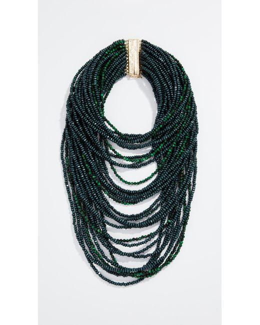 Rosantica - Green Sogno Necklace - Lyst