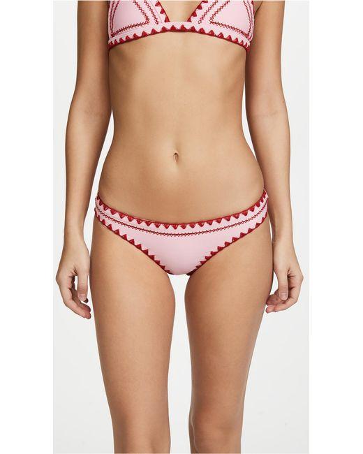 Same Swim - Pink The Cheeky Bikini Bottoms - Lyst
