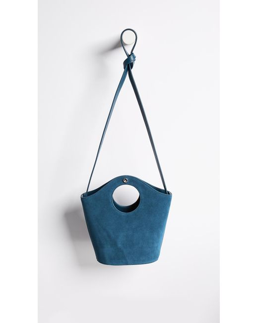Elizabeth and James | Blue Market Shopper Petit Tote Bag | Lyst