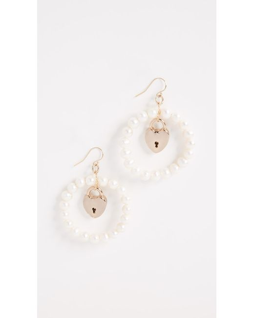 Lulu Frost | Multicolor Yvette Earrings | Lyst