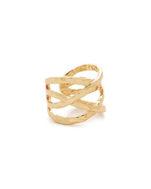 Gorjana   Metallic Keaton Ring   Lyst