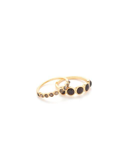 Gorjana | Metallic Gypset Ring Set | Lyst