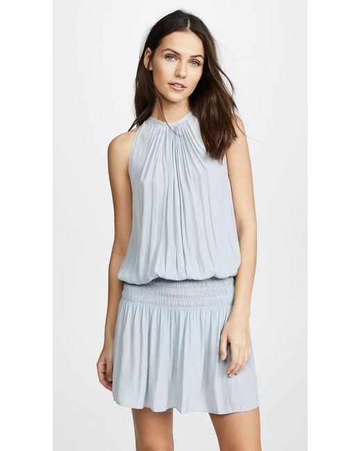 Ramy Brook - Metallic Paris Sleeveless Dress - Lyst