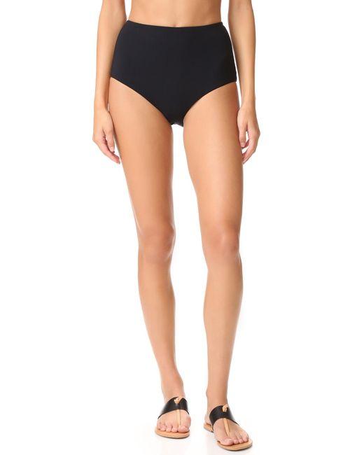 Zimmermann | Black Separates High Waisted Bikini Bottoms | Lyst