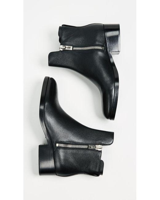 3.1 Phillip Lim - Black Alexa Booties - Lyst