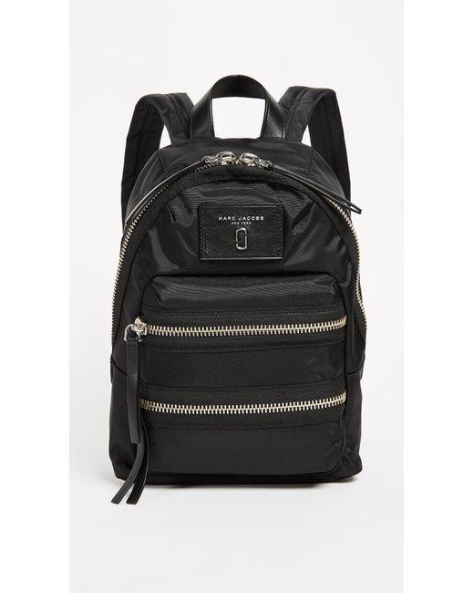Marc Jacobs - Multicolor Mini Nylon Biker Backpack - Lyst