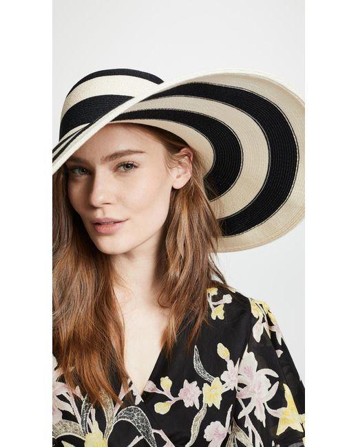 Eugenia Kim - Black Sunny Hat - Lyst ... c0dce3aa8660