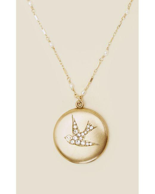 natalie b jewelry vintage locket necklace in