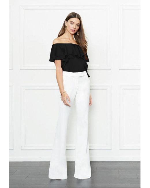 Rachel Zoe - Multicolor Clinton Flare Pants - Lyst