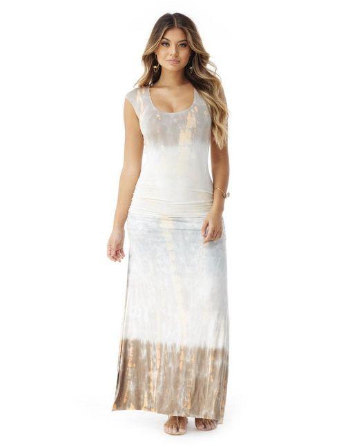 Sky marilla maxi dress