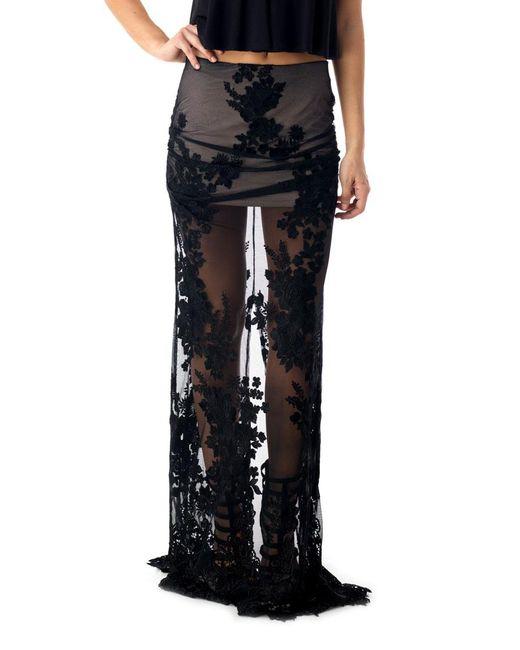 Sky | Black Kohaha Skirt | Lyst