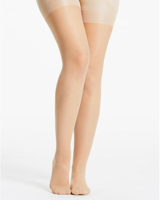 Simply Be - Magisculpt 20 Denier Natural Firm Control Pantyhose - Lyst