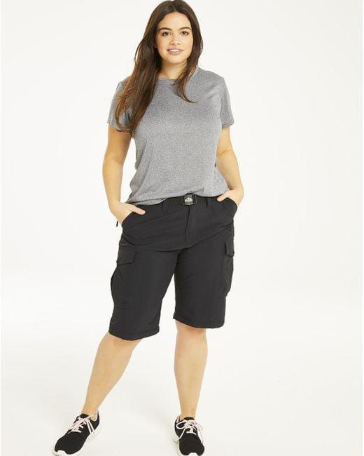 Simply Be - Black Snowdonia Short/trouser - Lyst