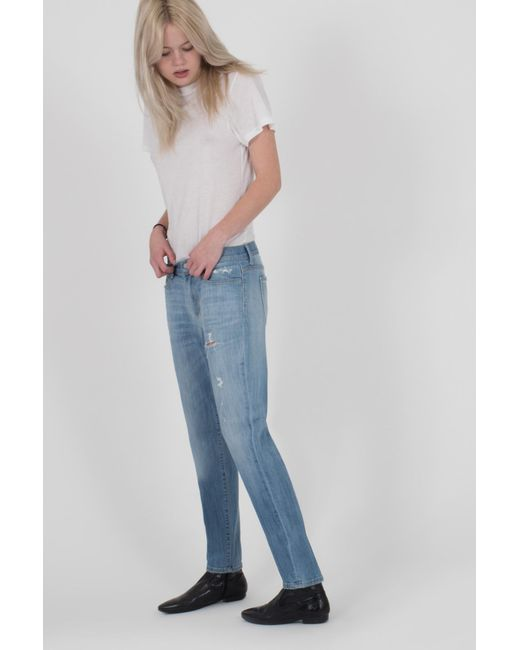Siwy - Blue Shelby In Rock This Town Jeans - Lyst