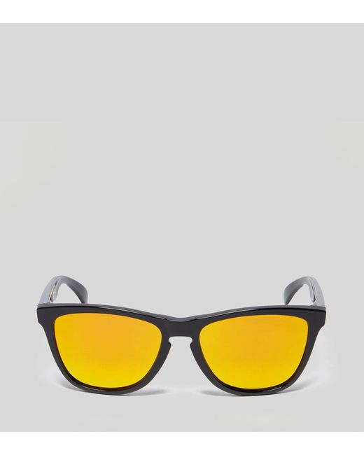 31459b93cd7 ... Oakley - Yellow Frogskins Sunglasses for Men - Lyst ...